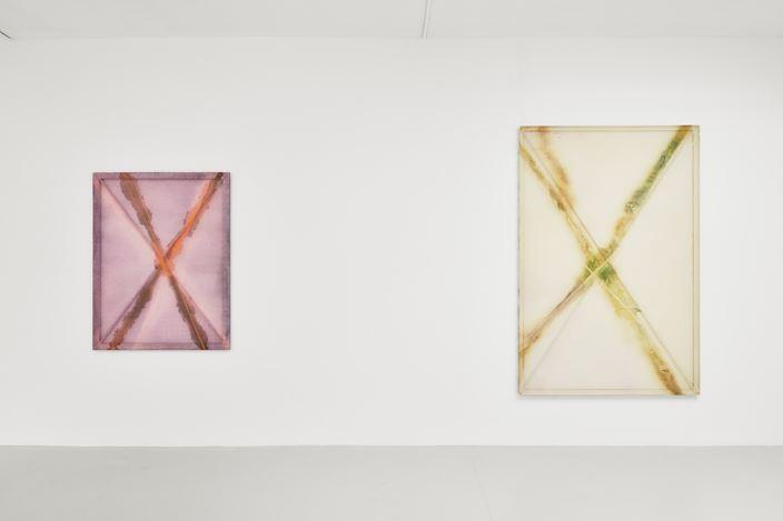 Exhibition view: Christian Bonnefoi, The anteriority of the future: 2019–1978, Campoli Presti, London (11–22 September 2019). Courtesy Campoli Presti.