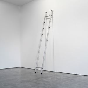 Ladder by Ceal Floyer contemporary artwork