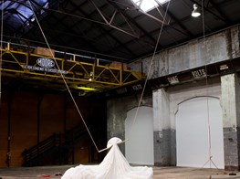 Biennale of Sydney: 'The future is already here, it's just not evenly distributed'