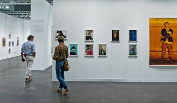 The Armory Show 2021 in New York