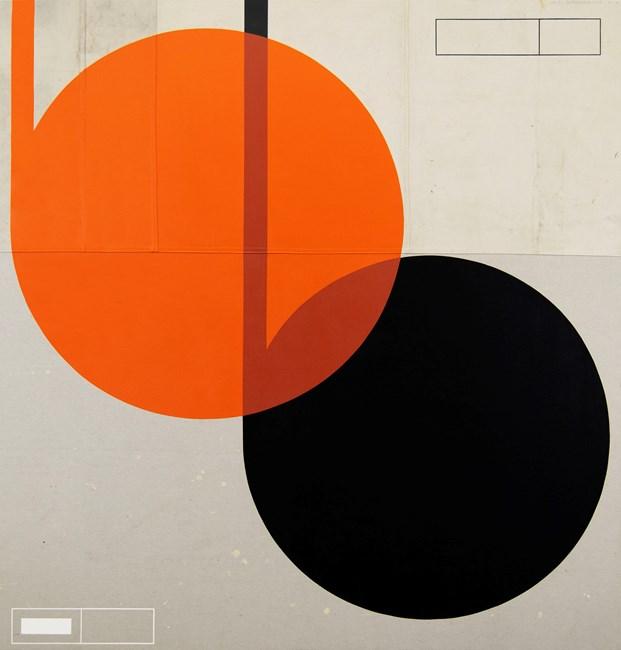 The Bix Beiderbecke Legend by Peter Atkins contemporary artwork