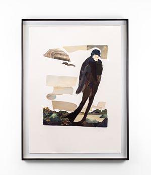 Pestilence (After Aubrey Beardsley) by Kate Gottgens contemporary artwork