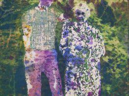 """Alexandre Lenoir<br><em>Trois Rivières</em><br><span class=""""oc-gallery"""">Almine Rech</span>"""