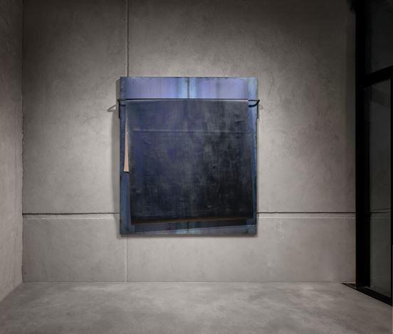 Exhibition view: Jannis Kounellis, Room #7,Kewenig Berlin (7 July – 1 August 2020). © Jannis Kounellis. Courtesy Kewenig. Photo: Lepkowski Studios, Berlin.