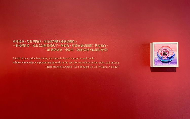 Exhibition view: Wang Liang-Yin, The Iris of Beasts,Lin & Lin Gallery, Taipei (6 March–24 April 2021). Courtesy Lin & Lin Gallery.