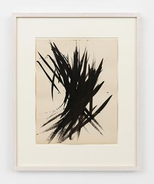 Untitled by Hans Hartung contemporary artwork