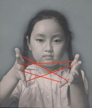 Memories of China No. 27 by Zhu Yiyong contemporary artwork