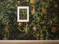 A ruse (v) by Shaun Waugh contemporary artwork installation, textile