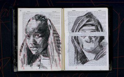 William Kentridge, Sibyl (2020). Single channel HD film; 9 min. 59 sec. Edition of 9 + 3AP. Courtesy Marian Goodman Gallery.