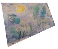 Mimosen by Adrian Schiess contemporary artwork painting, works on paper