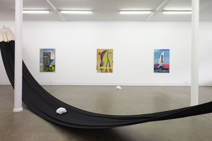 Exhibition view: Laith McGregor, Second Wind, Starkwhite, Auckland (3 July–7 August 2021). Courtesy Starkwhite.