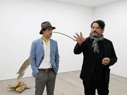 TALK GABRIEL RICO & JULIO CESAR MORALES