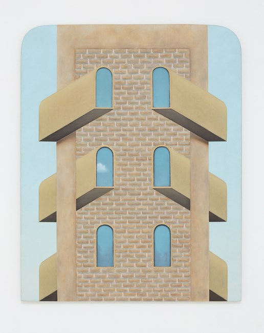 Sleeper by Adrian Hobbs contemporary artwork