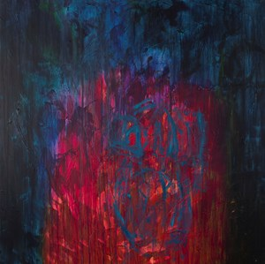 Fire Within by Takashi Hara contemporary artwork