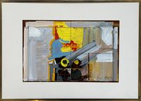 Fenster by Dieter Roth contemporary artwork painting
