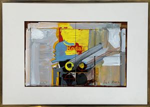 Fenster by Dieter Roth contemporary artwork