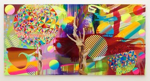 Dating in Ocean of Trees. by Satoshi Ohno contemporary artwork