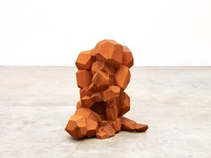 TEND by Antony Gormley contemporary artwork