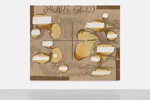 Colors Sublims by Antoni Tàpies contemporary artwork