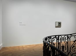 "Liu Ye<br><em>The Book and the Flower</em><br><span class=""oc-gallery"">David Zwirner</span>"