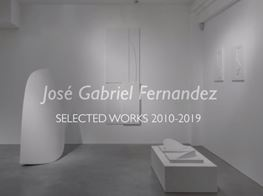 José Gabriel Fernández: Selected Works 2010 – 2019