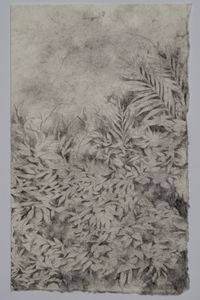 ii. Grass Pillow by Jem Magbanua contemporary artwork painting, works on paper, drawing