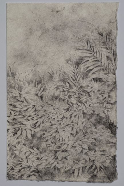ii. Grass Pillow by Jem Magbanua contemporary artwork