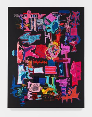 Pinkilicious by Leelee Kimmel contemporary artwork