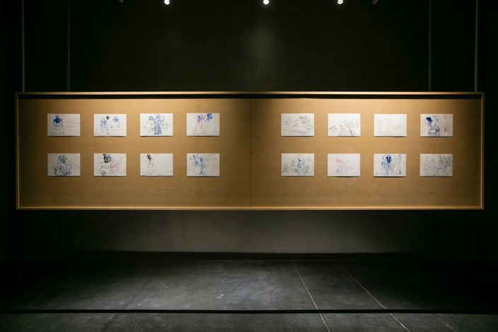 Exhibition view: Wang Tuo, Empty-handed into history, UCCA Beijing (6 June–5 September 2021). Courtesy UCCA.