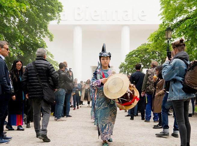 Venice Biennale Performances