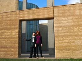 Natalie King And Djon Mundine