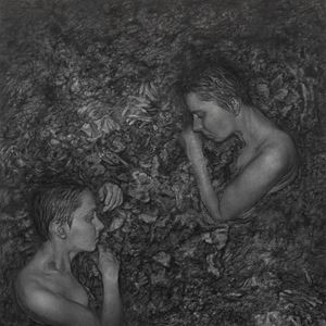 Speaking about the unknown - Drawing 2 by Ana Maria Micu contemporary artwork