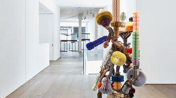 rosenfeld contemporary art gallery in London, United Kingdom
