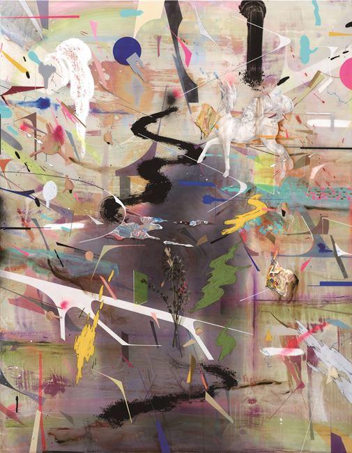 Joan by Gunwoo Shin contemporary artwork