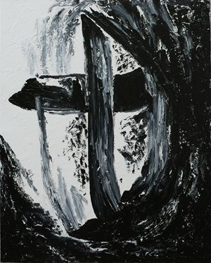 Harmonie de l'homme by Ma Desheng contemporary artwork
