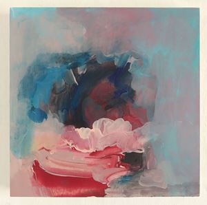 Paint, Wash, Delusion, Trick by Elizabeth Portanova contemporary artwork