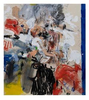 Violent Music/ Fragile Feels by John Copeland contemporary artwork