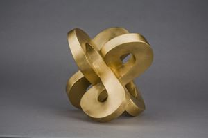 Three dimensional highway by Maximilian Verhas contemporary artwork