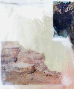Landscape 1 by Eloise Kirk contemporary artwork