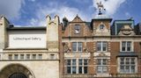 Whitechapel Gallery contemporary art institution in London, United Kingdom