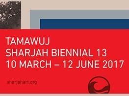 Sharjah Biennial 13