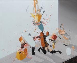 Through that light by José Castiella contemporary artwork
