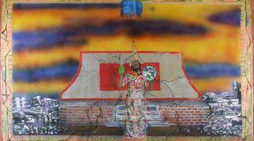 Contemporary art exhibition, Santiago Bose, Striking Affinities at SILVERLENS, Manila