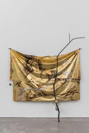 Alaala ng Pag-ibig ng Isang TAlaala ng Pag-ibig ng Isang Traydor (Memoir of a Traitor's Love) by Leslie de Chavez contemporary artwork