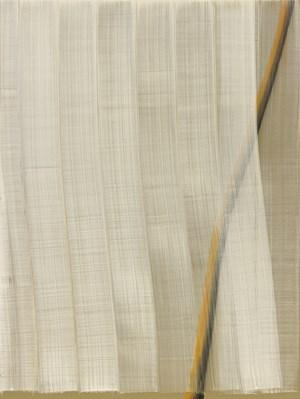 9 Brushstrokes over 1 Brushstroke by Hyun-Sook Song contemporary artwork