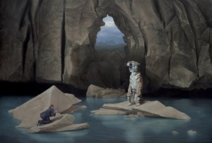 The Other Side by Joel Rea contemporary artwork
