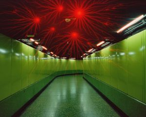 The Labyrinth #20, Hong Kong by Christopher Button contemporary artwork photography, print
