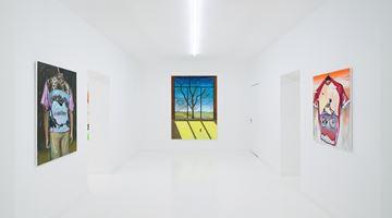 Contemporary art exhibition, Yan Xinyue, Summer Mist at Capsule Shanghai