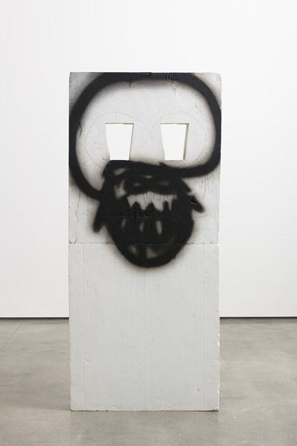 Friend by Huma Bhabha contemporary artwork