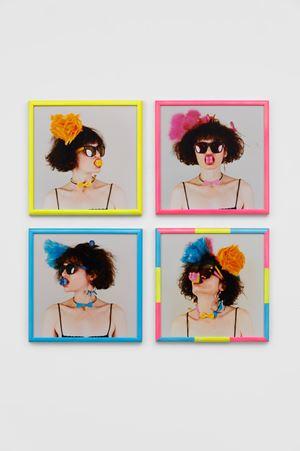 Hokus Focus Fidibus by Renate Bertlmann contemporary artwork